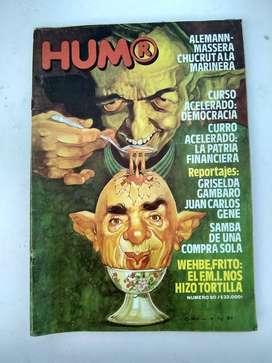 Revista Humor N° 90 - Septiembre 1982
