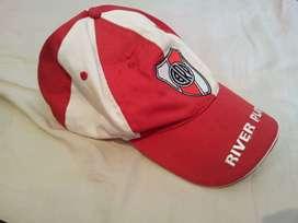 Gorra original de colección River Plate