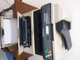 Se vende fotocopiadora miltifuncional laser kyocera