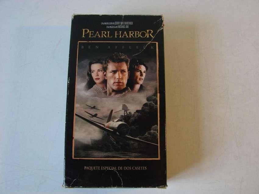 Pearl Harbor VHS 2 Videos Con Estuche Original los cassettes VHS tambien son originales 0