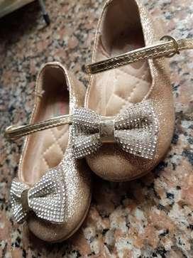 Zapato Molekinha Nro22