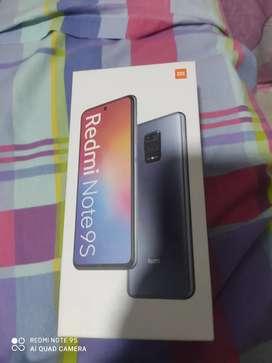 Xiaomi note 9s blanco