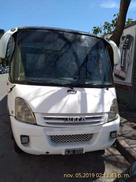 Iveco Minibus 24 as año 2013 Exelente unidad financio
