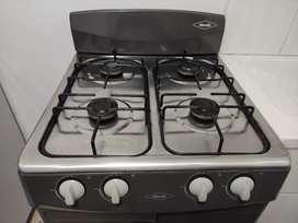 Vendo estufa ref Haceb ARF-T GAB GAS poco uso