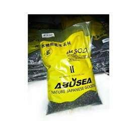 peces abono sustrato importado ABUSEA LT A GRAN= 25 SOLES