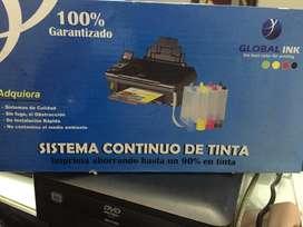 Sistema Continuo De Tinta Epson T50