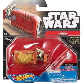 Hot Wheels DieCast Star Wars – Poe's XWing Fighter 2015