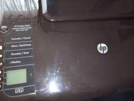 Impresora Hp Deskjet 3050,all-in-one J610 usada