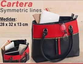 Cartera + billetera