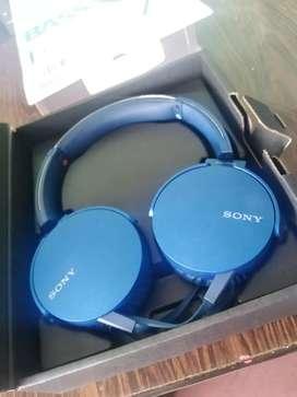 Vendo audífonos más parlante Sony
