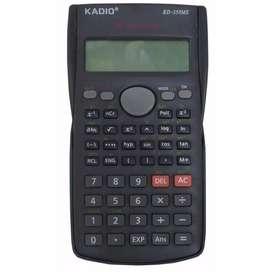 nueva Calculadora cientifica Kadio Kd-350