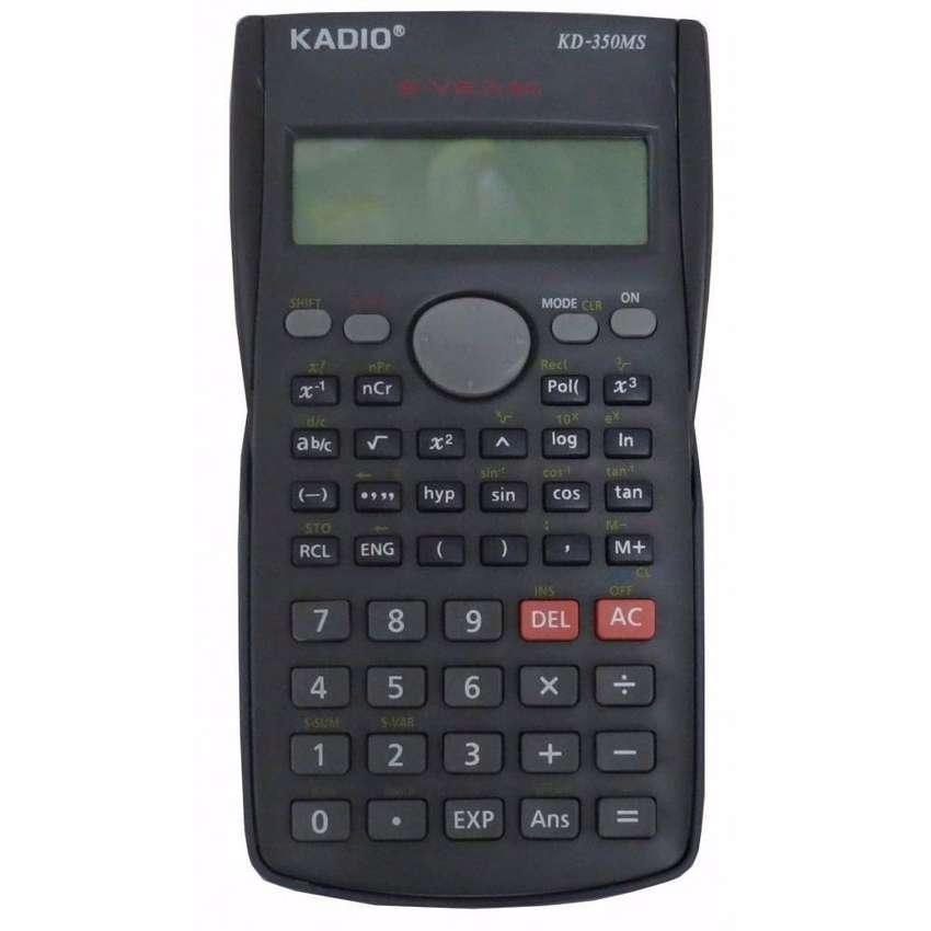 nueva Calculadora cientifica Kadio Kd-350 0