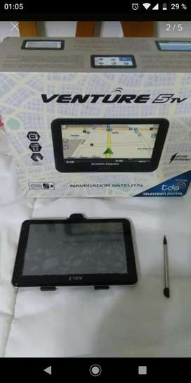 GPS x-view 5 tv