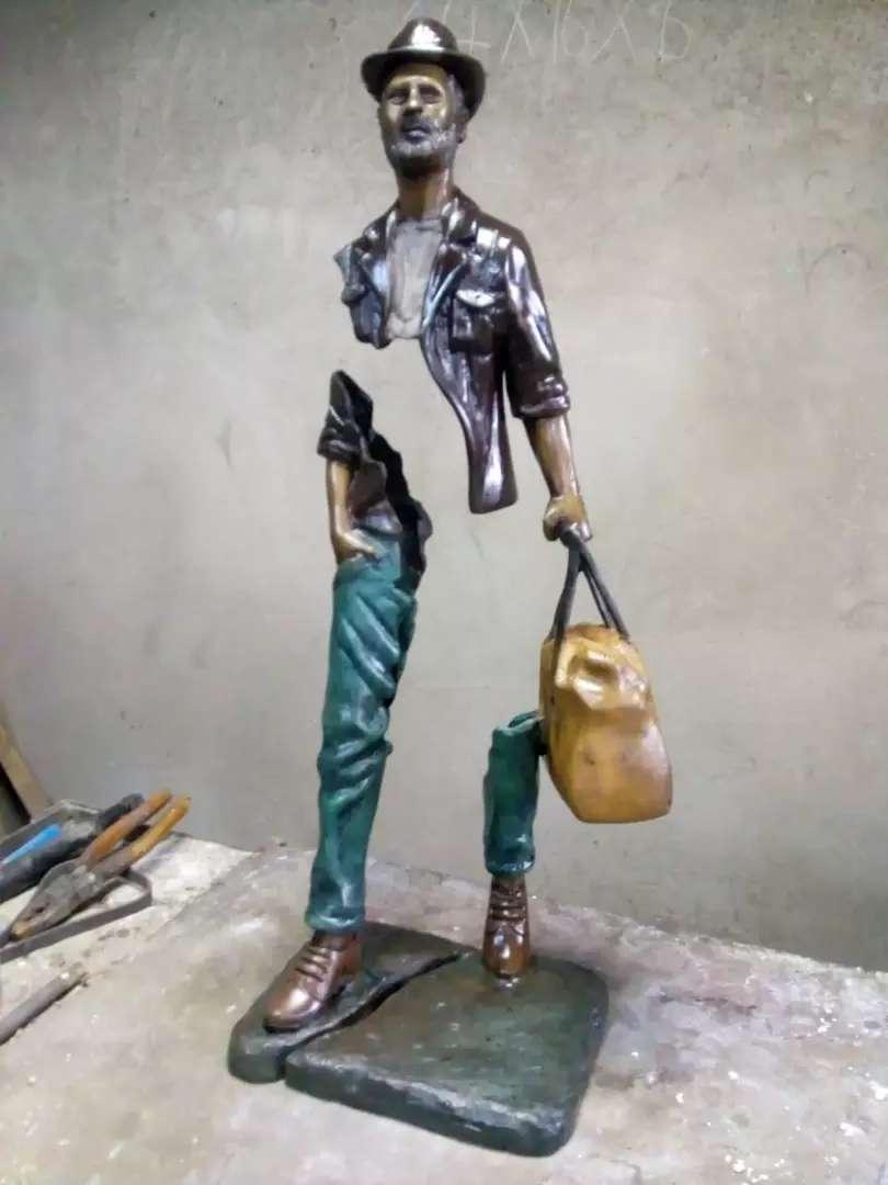 Escultura en bronce - Bruno catalano 0