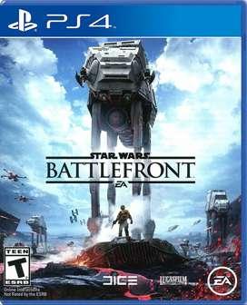 PS4 BATTLE FRONT STAR WARS