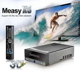 TV BOX MEDIA PLAYER MEASY X5 3D ANDROID 1080P