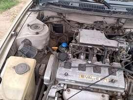 Ocasión auto de uso particular mecánico en buen estado gasolina