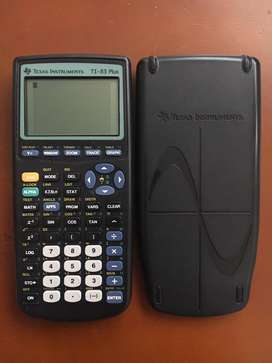 Calculadora Texas Instruments Ti83 Plus