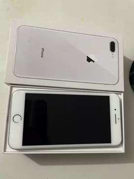 Iphone 8 plus 64GB blanco