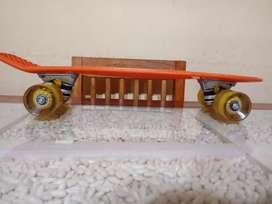 Cruiser mini longboard powerblade