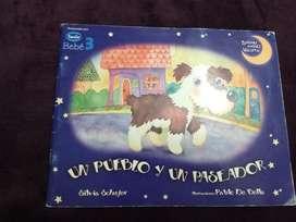 Libro Infantil Un Pueblo Y Un Paseador
