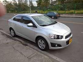 Vendo Chevrolet Sonic 2016