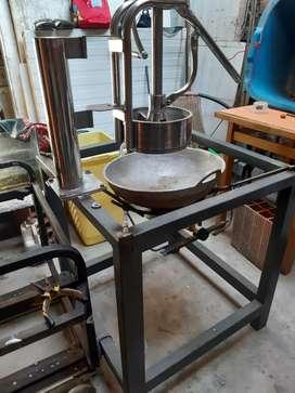 Rebanadora de platano para chifles