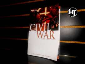 Marvel Comics, Civil War, Serie Principal, Tomo Paperback, 210 Paginas, En Ingles.