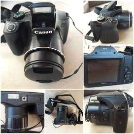 Camara Canon PowerShot SX530
