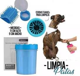 LIMPIA PATAS PERR@S