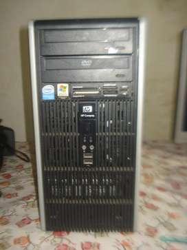 Cpu Computadora Hp Pentium D doble Nucleo Ram 2gb Ddr2 Exc