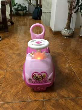 Carro princesas Disney