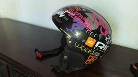 Casco snowboard o chopper xl