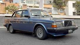 1984 VOLVO 240 GLE 2.4 4Cil 258MIL KMS AGENCIA - SIMILAR A BMW 325is 320 / 318 315 MERCEDES 190E 230E 200