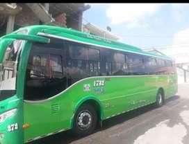 Vendo Bus en Coop. 24 de Mayo