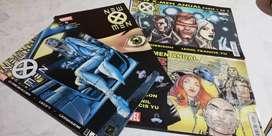 Comics X Men. New X Men