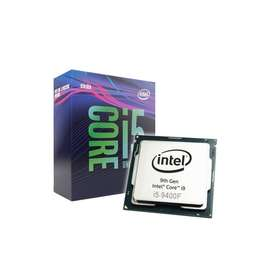 Combo Intel I5 9400F / 8GB DDR4 2666 / Mother H310 (1151) Kit Actualización