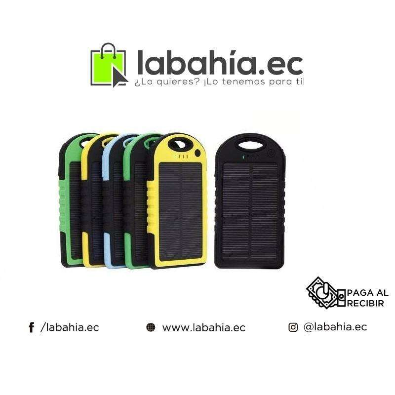 Power Bank Impermeable 0