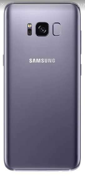 Samsung S8 Impecable 64gb Violeta