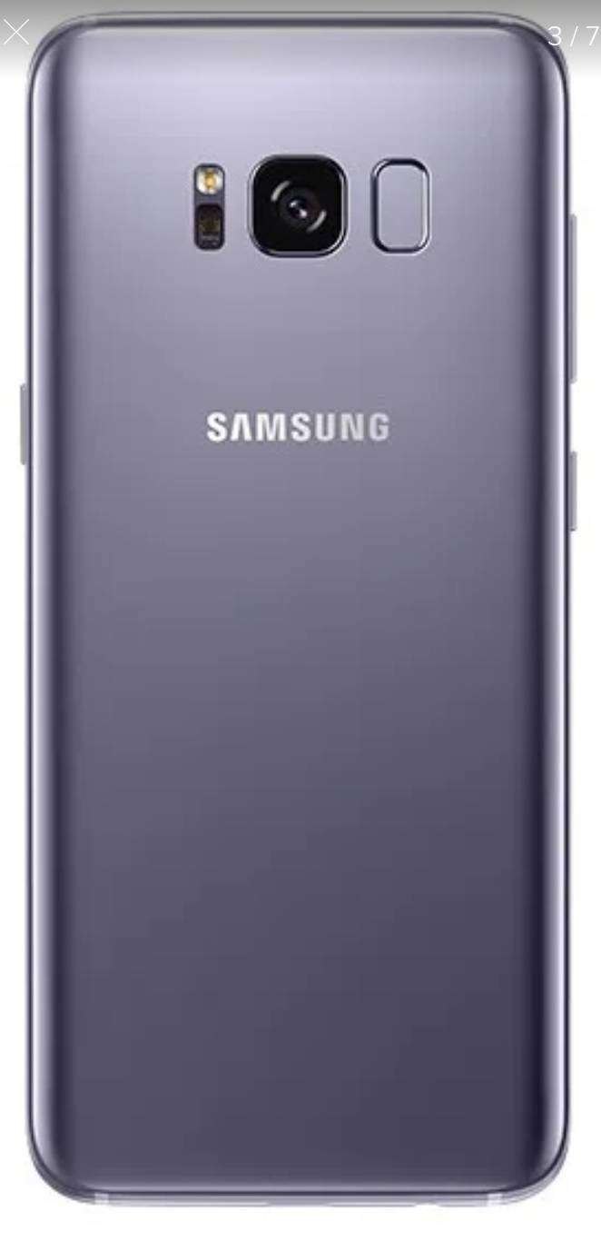 Samsung S8 Impecable 64gb Violeta 0