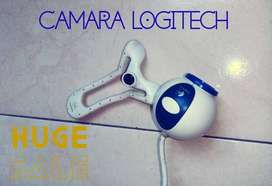 CAMARA LOGITECH