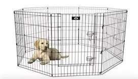 corral para perros metalico (mascotas)
