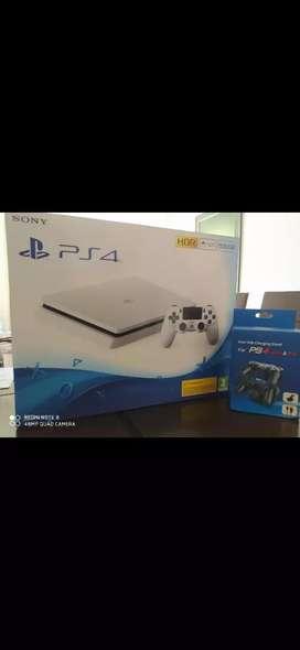 PS4 slim nueva