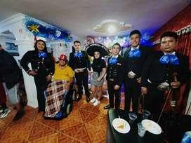 Serenata con mariachi en Popayán