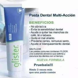 Crema Dental Glister