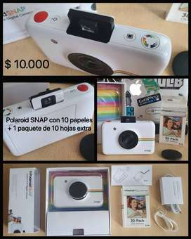 Polaroid SNAP - Imprime tus fotos al insta