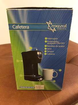 Cafetera mazal electric
