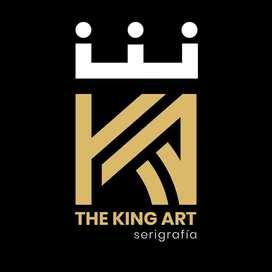 The King Art Serigrafia