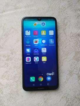 Huawei Y7 2019 en perfecto estado