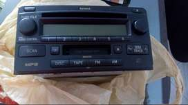 vendo radio original de toyota
